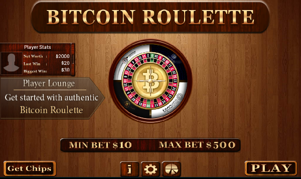 Games at Bitcoin Casinos to play with BTC, LTC, ETH