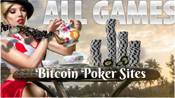 Bitcoin Poker Sites – Play Bitcoin Poker