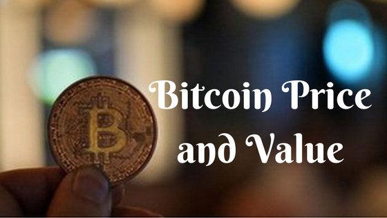 Bitcoin Price and Value