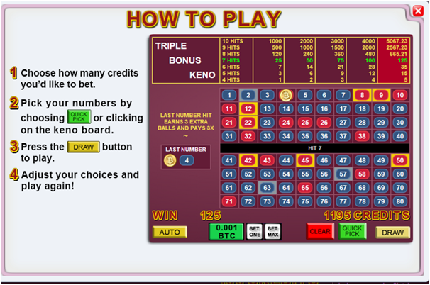 Bitcoin video casino games help