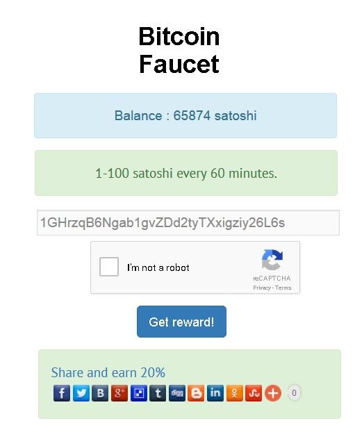 Bitcoin faucet apps