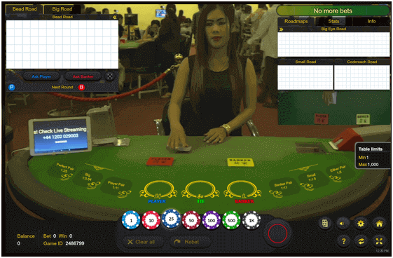 How to play Bitcoin Casino Live Dealer Games