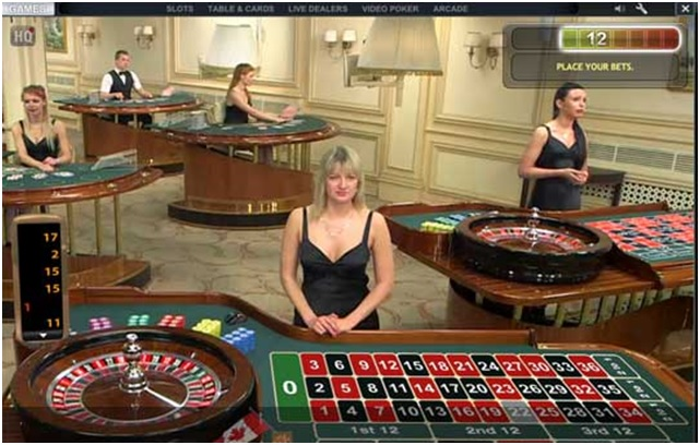 casinos with live dealer