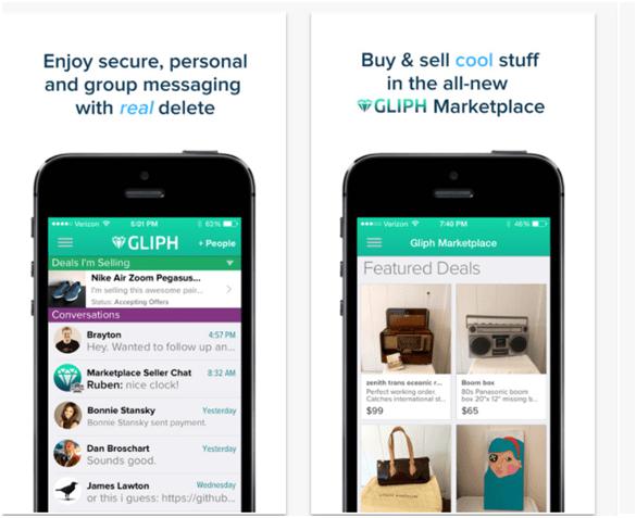 Gliph App