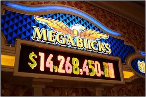 Mega Bucks Progressive slots