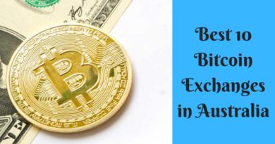 Best 10 Bitcoin Exchanges in Australia