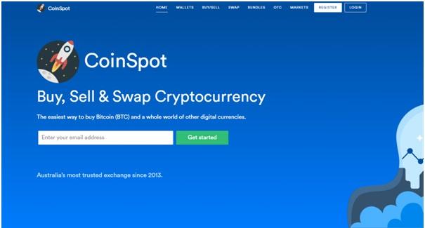 Coinspot bitcoin exchange
