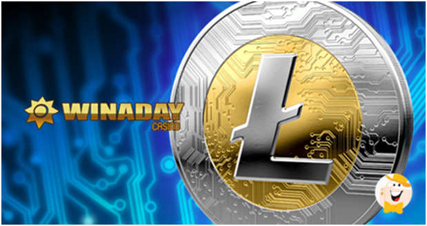 Litecoin casinos to play slots