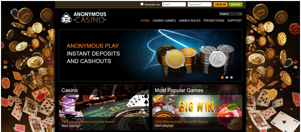 Cryptourrencies in online casinos