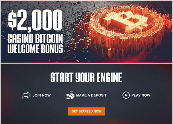 Ignition BTC casino- Bitcoin Bonus offers
