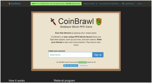 Coin Brawl game