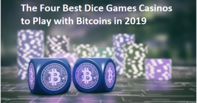 The four best dice games casinos to play with Bitcoins in 2019