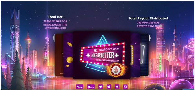 Royal Online Vegas