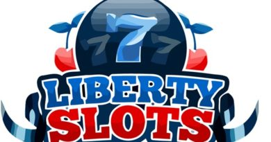 Liberty slot casino logo