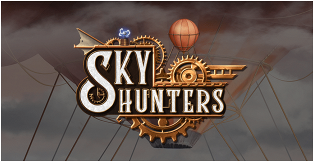 Sky Hunters new slot machine
