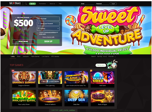 Win $10 K in cash at BitStarz Bitcoin friendly Casino