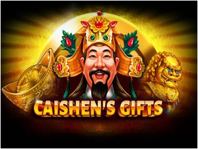 caishen gifts slot game