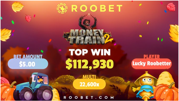 Games at RooBet Casino