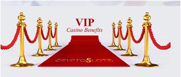 Crypto Slots - VIP