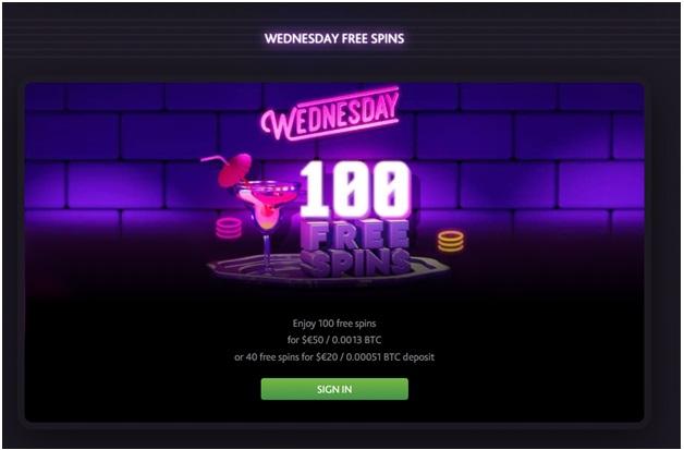 7 bit casino- Free Spins