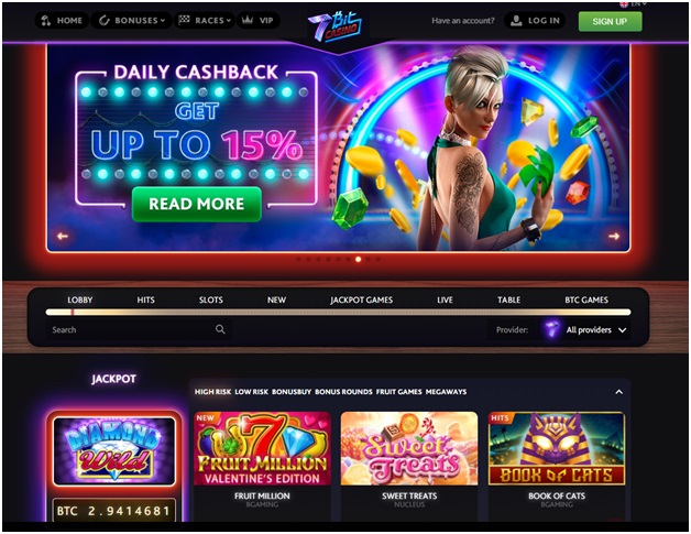 7 bit casino review