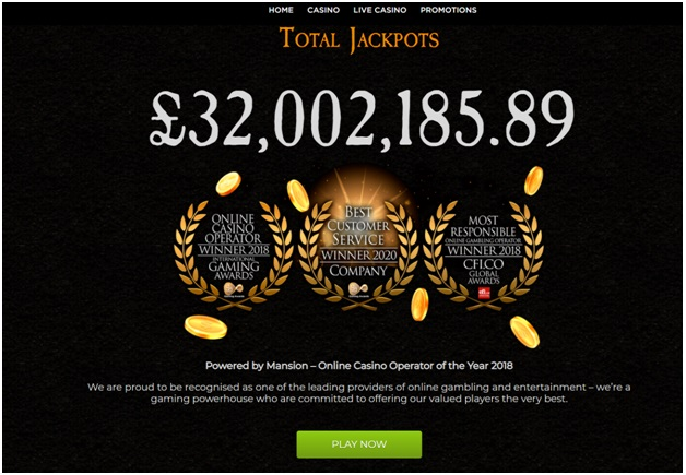 Best Bitcoin casino UK- casino