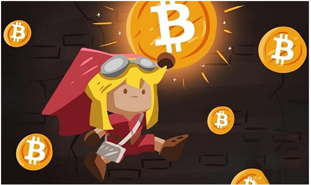 How can i earn bitcoins by playing games