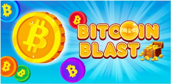 Bitcoin Blast game app